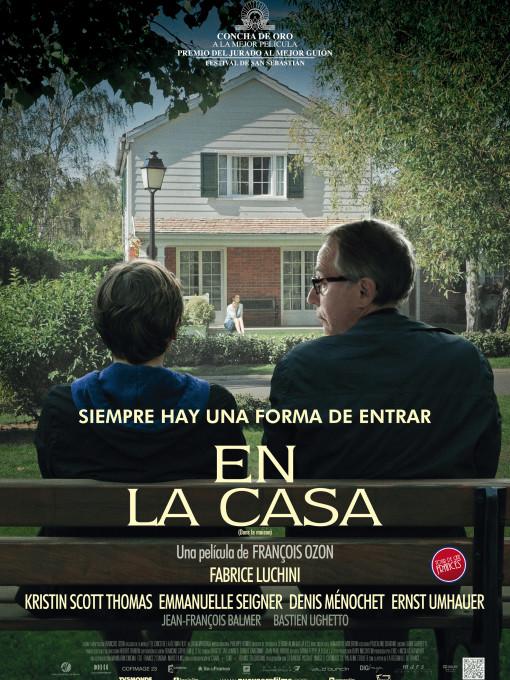 233 En la casa Poster 70x100 72dpi