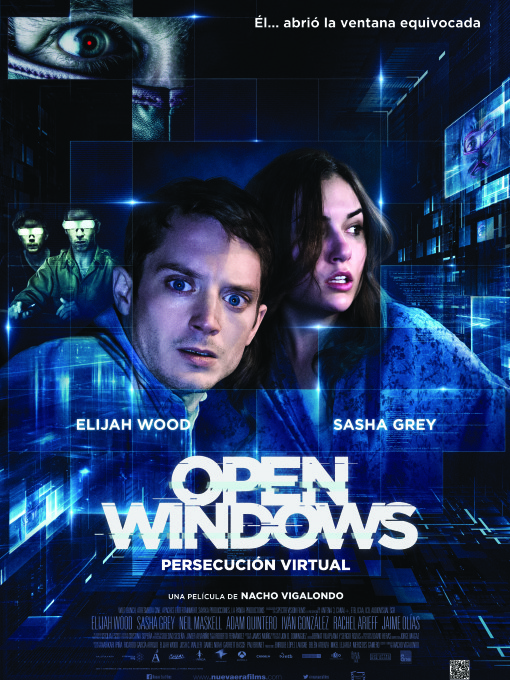 Poster Referencia Open Windows
