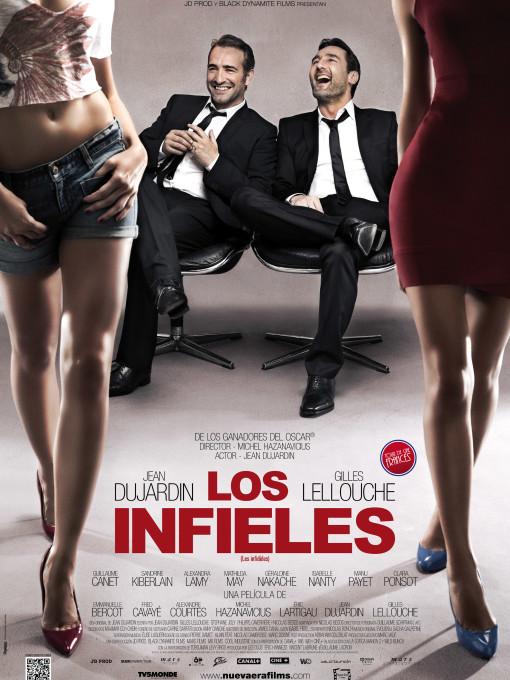 216 Poster Los Infieles 70x100 72dpi