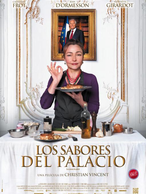 218 Los sabores del palacio Poster 70x100 72dpi