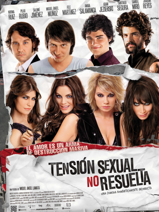 225 Tension Sexual Poster 70x100 72dpi