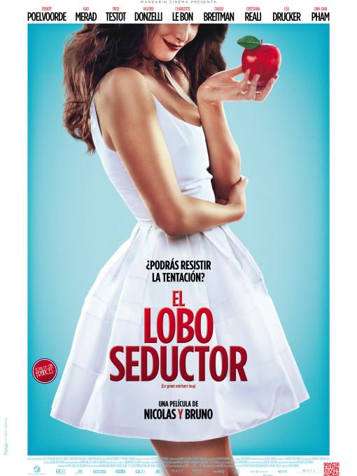 245 Lobo Seductor Poster 70x100 72dpi