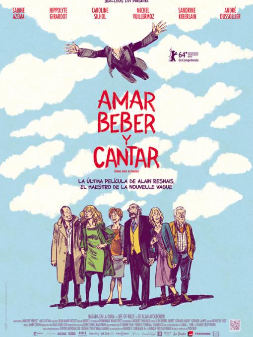 262 Amar, beber y cantar Poster Salida 21x30 72dpi