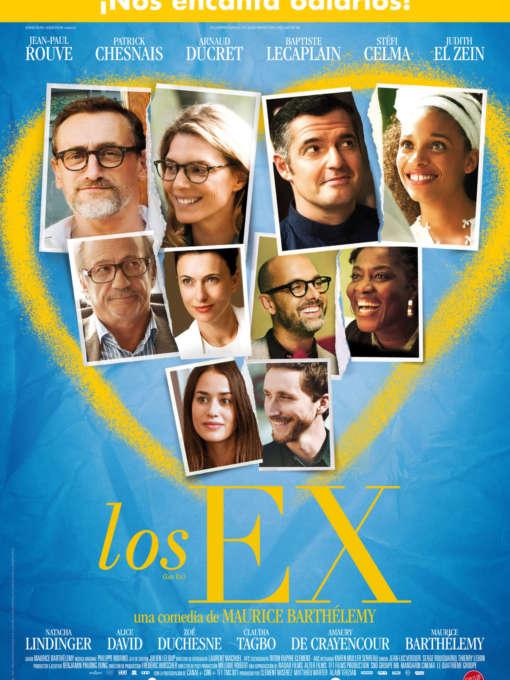 Los ex Poster