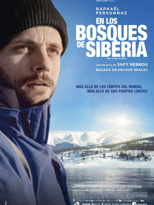 En los bosques de Siberia Poster 21x30 72dpi