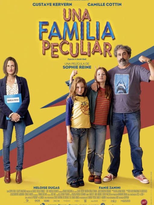 297 Una familia peculiar Poster 21x30 300dpi