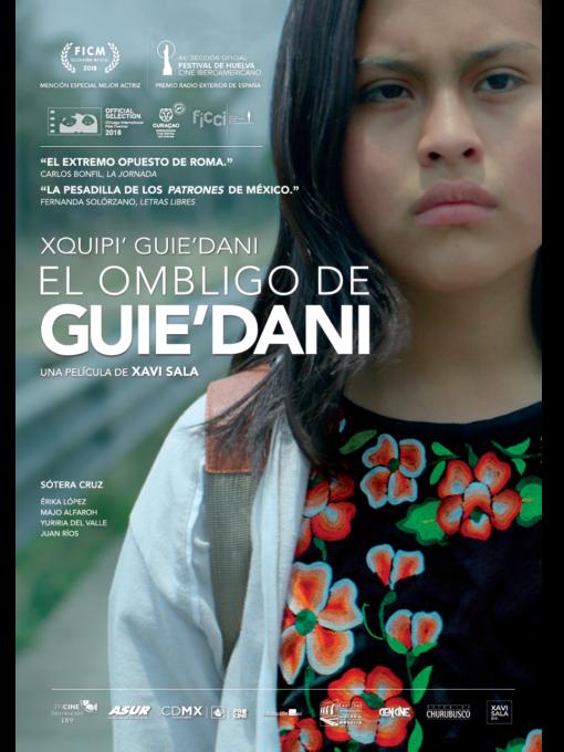 Poster El ombligo de Guiedani Espanol